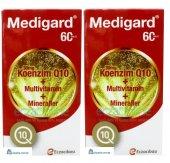Medigard Vitamin Mineral Complex Coq10 60 Tablet 2 Kutu