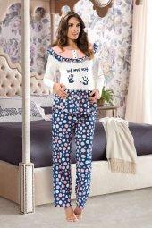 Shirly Hamile Pijama Tk. (S M Beden)