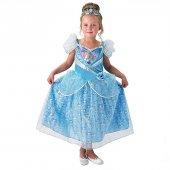 Disney Sindirella Shimmer Kostüm 5 6 Yaş
