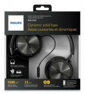 Philips Shl3165bk Siyah Mikrofonlu Kulaklık
