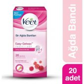 Veet Ağda Bandı 20li Normal Easy Gel Wax Teknolojisi İle