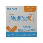 Steril Gaz Kompres Medipacl 100 Adet