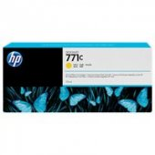 Hp No 771 Sarı Kartuş 775ml B6y10a
