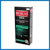 Bioblas Şampuan Men 400ml Yağlı Saç Arındırıcı Ba