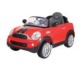 Rollplay W456qht4 Mini Cooper S Coupe 12v Akülü Araba Kırmızı
