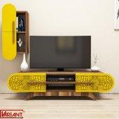 Variant Defne Tv Sehpası Tv Ünitesi (Ceviz Sarı)