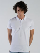 Ets 1721bb Beyaz Erkek Tişört