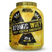 Nuclear Nutrition Atomic Whey Protein 2270 Gr