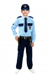 Türk Polisi Kostümü