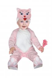 Bebek Kedi Kostümü