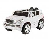 Rollplay Mercedes Akülü Araba Beyaz