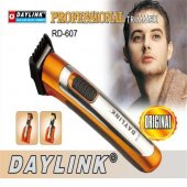 Daylink Rd 607 Profesyonel Şarjlı Saç Sakal Kesme...