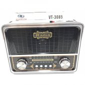 Everton Vt 3085 Müzik Kutusu,fm Radyo, Usb, Sd, Mp3 Player