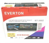 Everton Rt 3002 Usb Sd Fm Oto Teyp