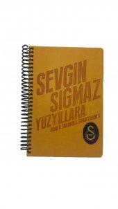 Gıpta 8287b 17x24 Kareli Defter 140 Yp. Galatasaray