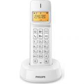 Phılıps D1401w Dect Telsiz Telefon (Beyaz)