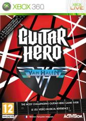 X360 Guıtar Hero Van Halen Tek Oyun