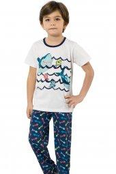 özkan 31211 Erkek Çocuk Pijama Takım