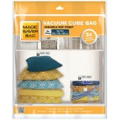 Magic Saver Bag 2li Küp Vakumlu Poşet Seti (Xl)