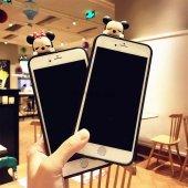 ı Phone 7 Plus 8 Plus Cute Mouse Telefon Kılıfı