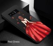 Samsung Note 8 Red Wedding Dress Telefon Kılıfı
