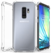Samsung Galaxy S9 Kılıf Anti Shock Silikon