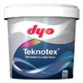 Dyo Teknotex Dış Cephe Boyası 7.5 Lt (Bütün Renkler)