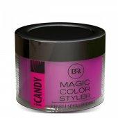 Pembe Renkli Geçici Saç Boyası Ve Saç Şekillendirici 100 Ml