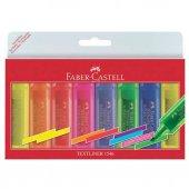 Faber Castell Fosforlu Kalem Seti 8 Li
