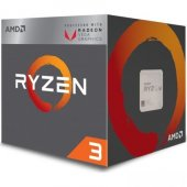 Amd Ryzen 3 2200g 3.5hz Soket Am4+65w İslemci