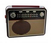Saklama Kutusu Radyo Siyah