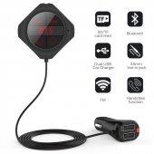 Gringo Q7s Yeni Sürüm Bluetooth 4.2 Araç Kiti Fm Transmitter