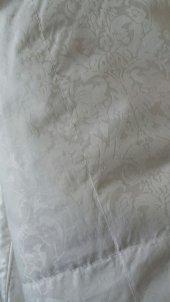 Linens Twin Tek Kişilik Kaz Tüyü Yorgan Beyaz