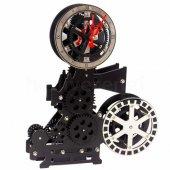 Sinemaskop Tasarımlı Hareketli Masa Saati