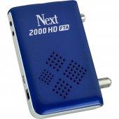 Next 2000 Hd Fta Uydu Alıcısı