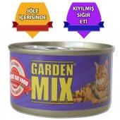 Gardenmix Jöle İçinde Kıyılmış Sığır Etli Kedi Yaş Mama 85 Gr