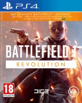 Ps4 Battlefıeld 1 Revolutıon Edıtıon
