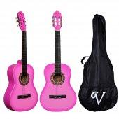 Victoria Klasik Gitar Seti Kılıf Ve Pena Hediyeli 3 4 Cg160pnk