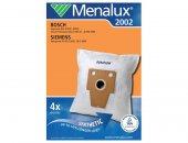 Menalux 2002 Toz Torbası Bosch Ve Siemens Süpürgeler İçin