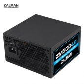 Zalman 500w Zm500le 12cm Fan Power Supply (Psu) V2.3 1x (6+2pin)