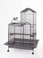 Qh Pet Cage Papağan Kafesi 93 X 69 X 160 Cm