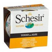 Schesir Jelly Ton Balıklı Ve Aloeveralı Kedi Konservesi 85 Gr