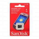 4 Gb Hafıza Kartı Sandisk Taiwan Class 6