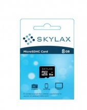 8 Gb Hafıza Kartı Skylax C10