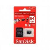 64 Gb Hafıza Kartı Sandisk