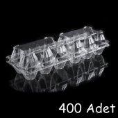 Plastik 6 Li Yumurta Viyolü (400 Adet) Ankaraviyol Viyolpazari
