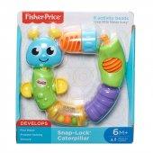 Fisher Price Tak Çıkar Renkli Tırtıl W9834 Lisanslı 100 Orijinal