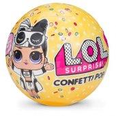 Yeni Model Lol Bebekler 9 Sürpriz Paket Confetti Pop Yeni Seri