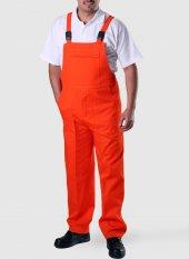 Iş Tulumu Gabardin Askılı Bahçıvan Tulum İş Elbisesi 100 Pamuk