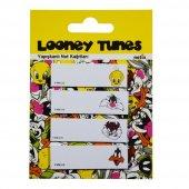 Notıx Looney Ka Fp Looney Tunes Yapışkanlı Ayraç 4lü 15x50